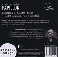 Papillon, 8 Audio-CDs - Produktdetailbild 1