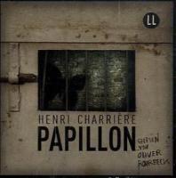 Papillon, 8 Audio-CDs, Henri Charrière