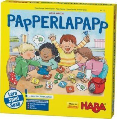 Papperlapapp (Kinderspiel), Anja Wrede, Karl-Heinz Stier