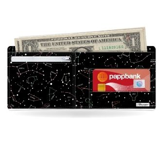 Pappwallet Constellation, I like paper