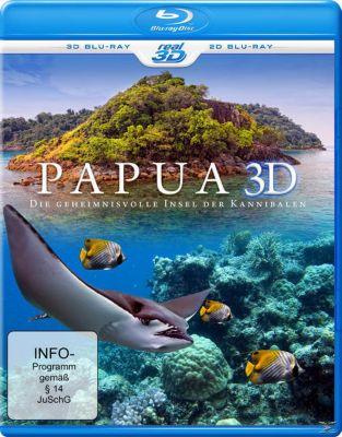 Papua 3D - Die geheimnisvolle Insel der Kannibalen, N, A