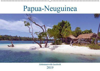 Papua-Neuguinea Geheimnisvolle Inselwelt (Wandkalender 2019 DIN A2 quer), Thilo Scheu