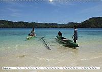 Papua-Neuguinea Geheimnisvolle Inselwelt (Wandkalender 2019 DIN A2 quer) - Produktdetailbild 8