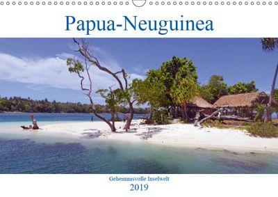 Papua-Neuguinea Geheimnisvolle Inselwelt (Wandkalender 2019 DIN A3 quer), Thilo Scheu