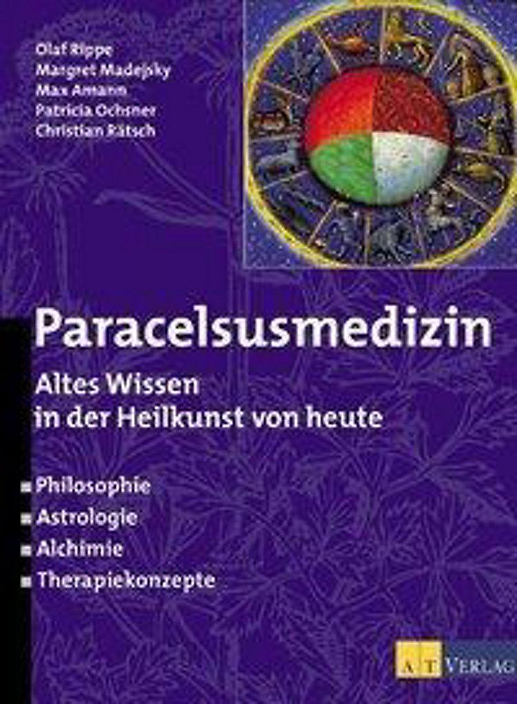 Paracelsusmedizin Buch Von Olaf Rippe Versandkostenfrei Bei