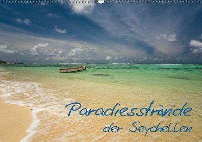 Paradiesstrände der Seychellen (Wandkalender 2019 DIN A2 quer), Stefan Daniel Homfeld