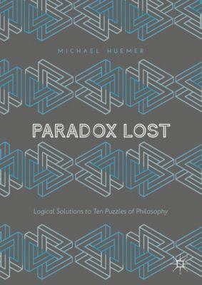 Paradox Lost, Michael Huemer