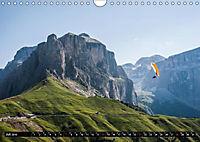 Paragliding - die Faszination des Fliegens (Wandkalender 2019 DIN A4 quer) - Produktdetailbild 2