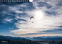 Paragliding - die Faszination des Fliegens (Wandkalender 2019 DIN A4 quer) - Produktdetailbild 4