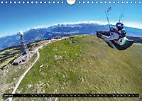 Paragliding - die Faszination des Fliegens (Wandkalender 2019 DIN A4 quer) - Produktdetailbild 6