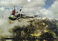 Paragliding - die Faszination des Fliegens (Wandkalender 2019 DIN A4 quer) - Produktdetailbild 3