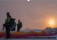 Paragliding - die Faszination des Fliegens (Wandkalender 2019 DIN A3 quer) - Produktdetailbild 1