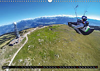 Paragliding - die Faszination des Fliegens (Wandkalender 2019 DIN A3 quer) - Produktdetailbild 6