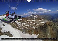 Paragliding - die Faszination des Fliegens (Wandkalender 2019 DIN A4 quer) - Produktdetailbild 8