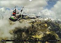 Paragliding - die Faszination des Fliegens (Wandkalender 2019 DIN A3 quer) - Produktdetailbild 3
