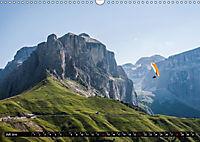 Paragliding - die Faszination des Fliegens (Wandkalender 2019 DIN A3 quer) - Produktdetailbild 7