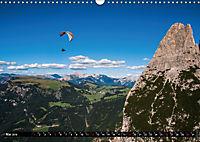Paragliding - die Faszination des Fliegens (Wandkalender 2019 DIN A3 quer) - Produktdetailbild 5