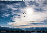 Paragliding - die Faszination des Fliegens (Wandkalender 2019 DIN A3 quer) - Produktdetailbild 10