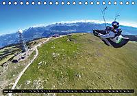 Paragliding - die Faszination des Fliegens (Tischkalender 2019 DIN A5 quer) - Produktdetailbild 6
