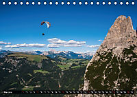 Paragliding - die Faszination des Fliegens (Tischkalender 2019 DIN A5 quer) - Produktdetailbild 5