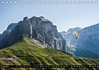 Paragliding - die Faszination des Fliegens (Tischkalender 2019 DIN A5 quer) - Produktdetailbild 7