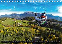 Paragliding - die Faszination des Fliegens (Tischkalender 2019 DIN A5 quer) - Produktdetailbild 9
