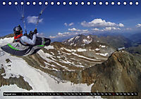 Paragliding - die Faszination des Fliegens (Tischkalender 2019 DIN A5 quer) - Produktdetailbild 8