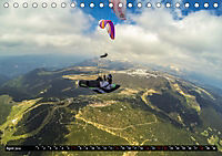 Paragliding - die Faszination des Fliegens (Tischkalender 2019 DIN A5 quer) - Produktdetailbild 4