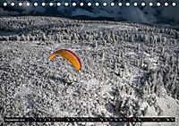 Paragliding - die Faszination des Fliegens (Tischkalender 2019 DIN A5 quer) - Produktdetailbild 12