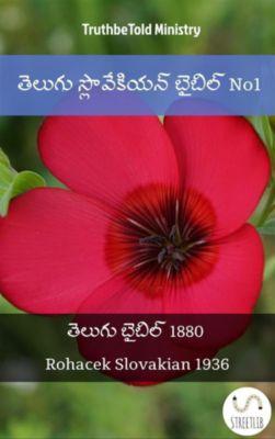 Parallel Bible Halseth Telugu: తెలుగు స్లొవేకియన్ బైబిల్o, Truthbetold Ministry
