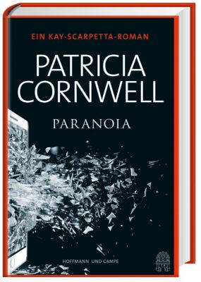 Paranoia, Patricia Cornwell