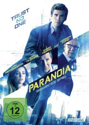 Paranoia - Riskantes Spiel, Joseph Finder