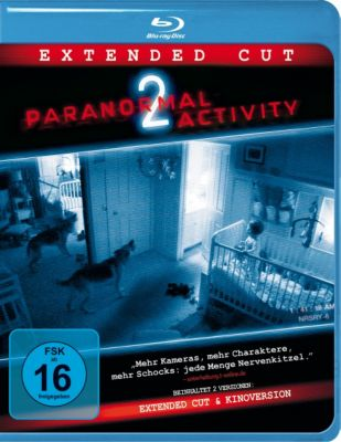 Paranormal Activity 2, Michael R. Perry, Christopher B. Landon, Tom Pabst, Oren Peli, Christopher Landon