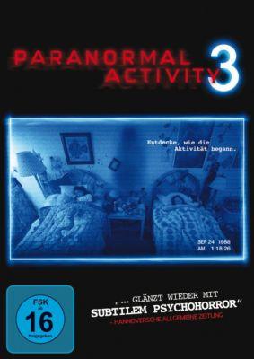 Paranormal Activity 3, Christopher B. Landon, Oren Peli