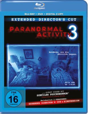 Paranormal Activity 3 Extended Director's Cut, Christopher B. Landon, Oren Peli