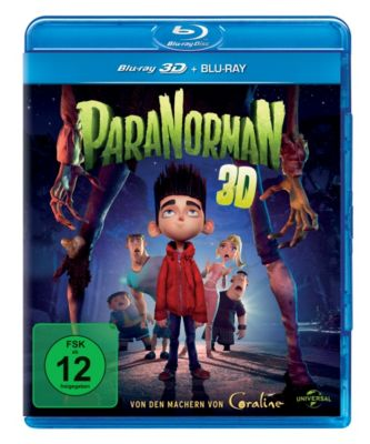 ParaNorman 3D, Chris Butler