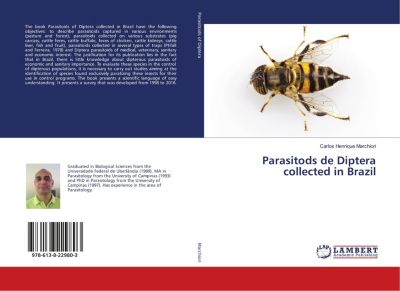 Parasitods de Diptera collected in Brazil, Carlos Henrique Marchiori