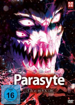 Parasyte - The Maxim - Vol.1 Limited Edition