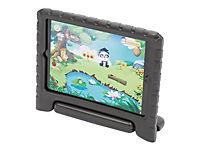PARAT KidsCover inklusive Stylus und Screen-Cover passend für iPad (2.,3. und 4. Generation) - Schwarz - Produktdetailbild 2