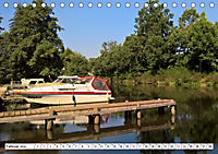 Parchim - Idyllische Kleinstadt an der Elde (Tischkalender 2019 DIN A5 quer) - Produktdetailbild 2