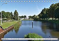 Parchim - Idyllische Kleinstadt an der Elde (Tischkalender 2019 DIN A5 quer) - Produktdetailbild 9
