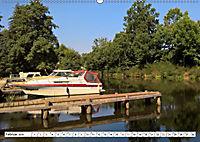 Parchim - Idyllische Kleinstadt an der Elde (Wandkalender 2019 DIN A2 quer) - Produktdetailbild 2