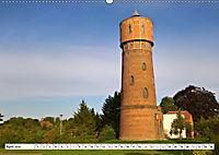 Parchim - Idyllische Kleinstadt an der Elde (Wandkalender 2019 DIN A2 quer) - Produktdetailbild 4