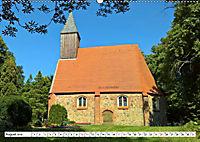 Parchim - Idyllische Kleinstadt an der Elde (Wandkalender 2019 DIN A2 quer) - Produktdetailbild 8