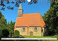 Parchim - Idyllische Kleinstadt an der Elde (Wandkalender 2019 DIN A4 quer) - Produktdetailbild 8