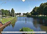 Parchim - Idyllische Kleinstadt an der Elde (Wandkalender 2019 DIN A4 quer) - Produktdetailbild 9