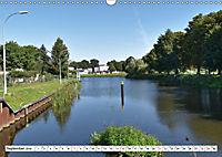 Parchim - Idyllische Kleinstadt an der Elde (Wandkalender 2019 DIN A3 quer) - Produktdetailbild 9