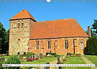 Parchim - Idyllische Kleinstadt an der Elde (Wandkalender 2019 DIN A3 quer) - Produktdetailbild 10