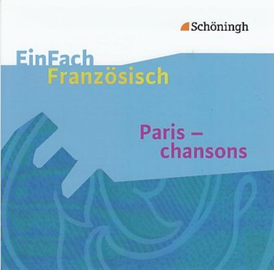 Paris - chansons, 1 Audio-CD