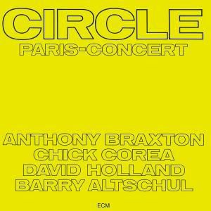 Paris Concert, Chick Circle (Corea, Braxton, Holland, Altschul)